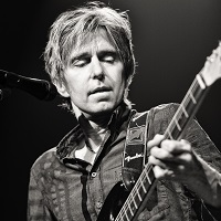 Eric Johnson, acclaimed musician photographed by Max Crace.